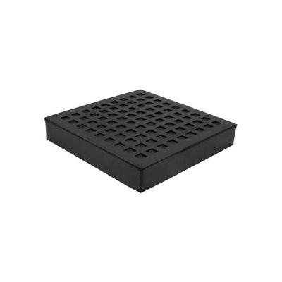 "Natural Rubber Load Bearing Pad - 4""L x 4""W x 1""H"