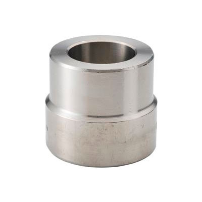 "Ss 304/304l Forged Pipe Fitting 3/8 X 1/8"" Insert Socket Weld - Pkg Qty 22"
