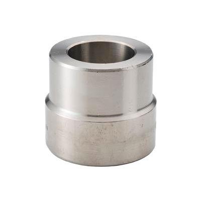"Ss 304/304l Forged Pipe Fitting 1-1/2 X 1/2"" Insert Socket Weld - Pkg Qty 6"