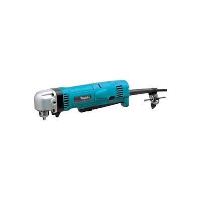 """Makita DA3010F, 3/8"""" Angle Drill 4 AMP, 0-2,400 RPM, var. spd., reversible, L.E.D. Light"""