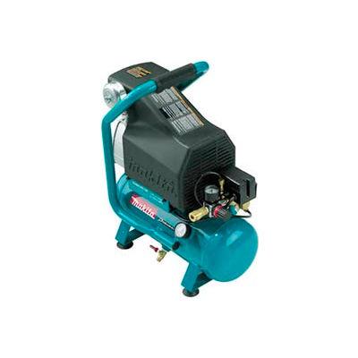 Makita® MAC700, Portable Electric Compressor, 2 HP, 2.6 Gallon, Hot Dog, 3.3 CFM