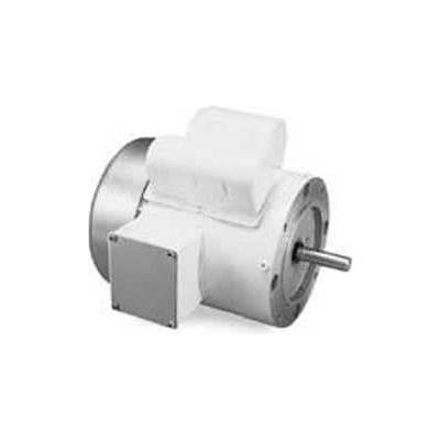 Marathon Motors PowerWash™ Washdown Motor, N545, 1 1/2HP, 115/208-230V, 1800RPM, 1PH, TEFC