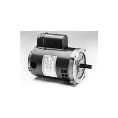 Marathon Motors Centrifugal Pump Motor, C329, 1/3HP, 115/230V, 3600RPM, 1PH, 56J FR, DP