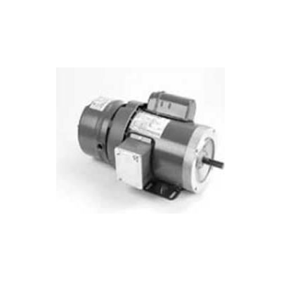 Marathon Motors Brakemotor, D450, 56T17F5348, 1/3HP, 208-230/460V, 1800RPM, 56C FR, 3PH, TEFC