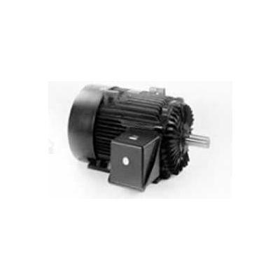 Marathon Motors Severe Duty Motor, E616, 182TTTS6526, 3HP, 460V, 1800RPM, 3PH, 182T FR, TENV