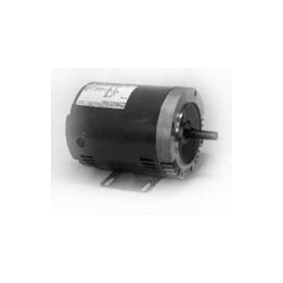 Marathon Motors Centrifugal Pump Motor, K1483, 3/4HP, 208-230/460V, 3600RPM, 3PH, 56J FR, DP