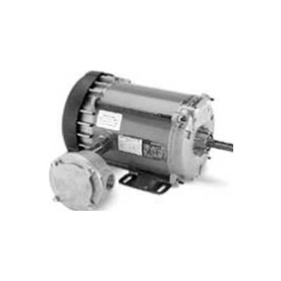 Marathon Motors Explosion Proof Motor, K2115, 5K49NN4581X, 1.5HP, 208-230/460V, 1800RPM, 3PH, EPFC