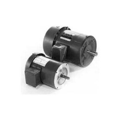 Marathon Motors Centrifugal Pump Motor, K550, 1/2HP, 208-230/460V, 1800RPM, 3PH, 56J FR, TEFC