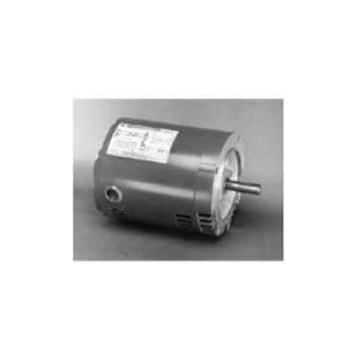 Marathon Motors Centrifugal Pump Motor, K750, 1HP, 208-230/460V, 1800RPM, 3PH, 56J FR, DP