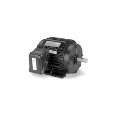 Marathon Motors Severe Duty Motor, S510, 215TTTS17077, 5HP, 460V, 1200RPM, 3PH, 215T FR, TEAO
