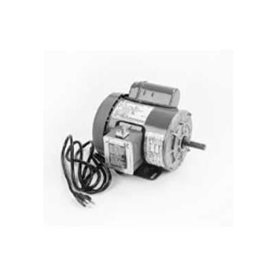 Marathon Motors Woodworking Motor, T017, 56B34F5332, 1.5HP, 115/208-230V, 3600RPM, 1PH, 56 FR, TEFC