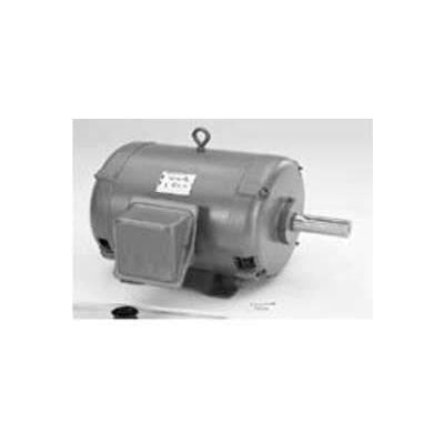 Marathon Motors Fire Pump Motor, U526, 100HP, 230/460V, 3600RPM, 3PH, 365TS FR, DP