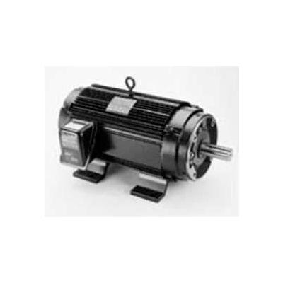 Marathon Motors Inverter Duty Motor, Y283, 143THTR15535, 1HP, 230/460V, 1800RPM, 3PH, 143TC, TENV