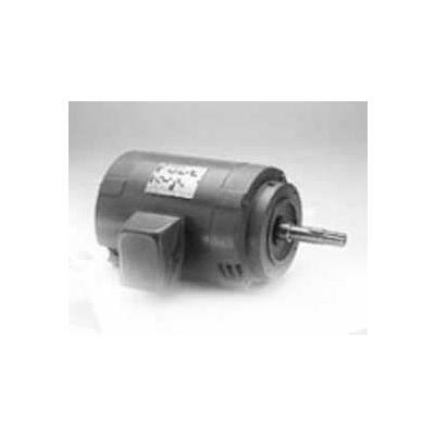 Marathon Motors Multi-Speed Motor, Y455, 215TTDW7204, 5 - 2.22HP, 1800/1200RPM, 200-230V, 3PH
