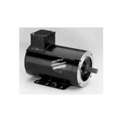 Marathon Motors Inverter Duty Motor, Y504, 56H17T2015,  1/2HP, 230V, 1800RPM, 3PH, 56C, TENV