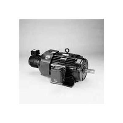 Marathon Motors Inverter Duty Motor, Y525, 143THTN8028, 1HP, 230/460V, 1800RPM, 3PH, 143TC, TENV