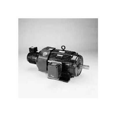 Marathon Motors Inverter Duty Motor, Y569, 284THFPA8028, 25HP, 230/460V, 1800RPM, 3PH, 284T, TEFC