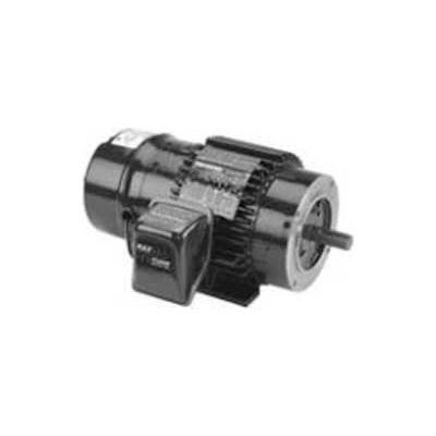 Marathon Motors Brakemotor, Y990, 213THTS8071, 71/2HP, 230/460V, 1800RPM, 213TC FR, 3PH, TENV