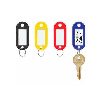 Étiquettes d'identification de cléMMF STEELMASTER® 201400647, 1 paquet de20 étiquettes, couleurs assorties