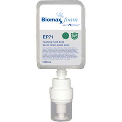 Avmor Foaming EcoLogo Hand Soap EP71, 1 L  - Pkg Qty 4