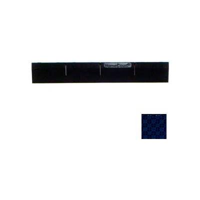 "Mateflex HomeCourt Edge Male Connecting Piece 450143, 12""L X 1-3/4""W, Navy Blue"