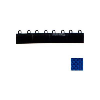 "Mateflex HomeCourt Edge Female Connecting Piece 450246, 12""L X 1-3/4""W, Performance Blue"