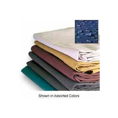 4' X 6' Heavy Duty 10 oz. Water Resistant Canvas Tarp Brown - CTW-10-01-0406-Brown