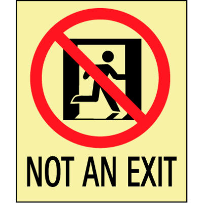 Glow NYC - Not An Exit