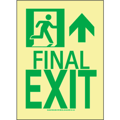 Glow NYC - Final Exit Forward Right Side