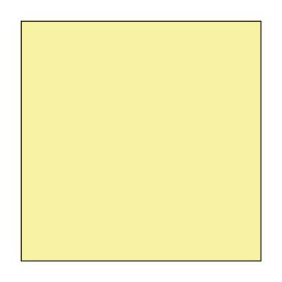 """Glow Square - 4""""X4"""" With Foam, 50/PKG"""