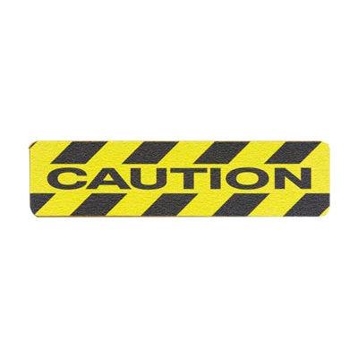 "Grit Anti-Slip Tape - Caution - 6""W"