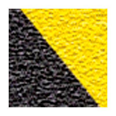 "Grit Anti-Slip Tape - Yellow/Black - 6""W"