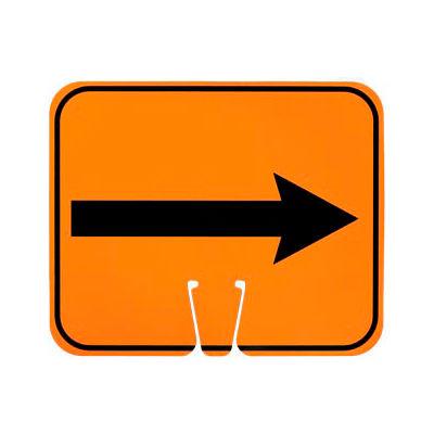 Cone Sign - Right Arrow