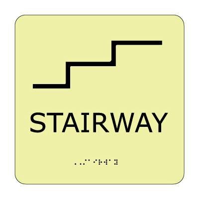Glow Braille - Stairway