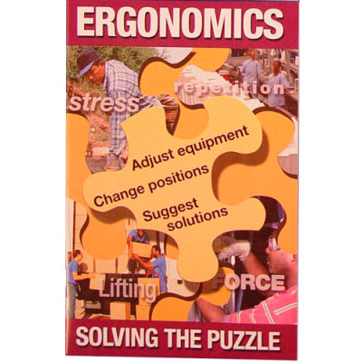 Safety Handbook - Ergonomics Solving The Puzzle