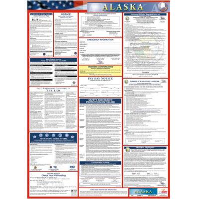 Labor Law Poster - Alaska