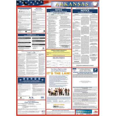 Labor Law Poster - Arkansas