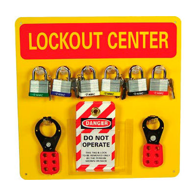Lockout Center - Backboard