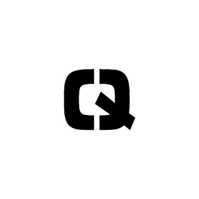 """Individual Character Stencil 4"""" - Letter Q"""