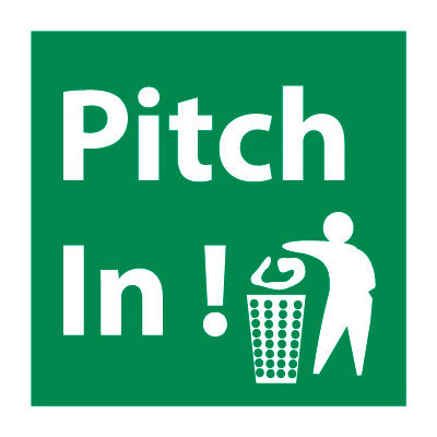 Graphic Safety Labels - Pitch In
