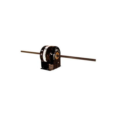 Century 7DB6408, Double Shaft 1050 RPM 277 Volts 1/10-1/15-1/20-1/25 HP