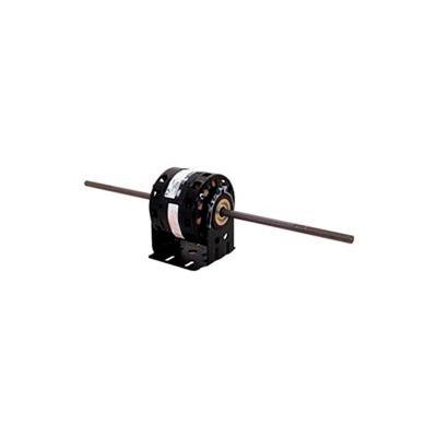 "Century BL6530, 5"" Single Shaft Open Blower Motor 115 Volts 1075 RPM 1/6 HP"