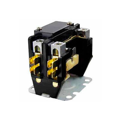 Packard C125A Contactor - 1 Pole 25 Amps 24 Coil Voltage