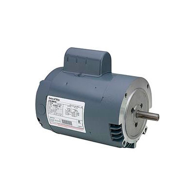 Century C155, Capacitor Start TEFC C-Face Motor 115/208-230 Volts 1725 RPM 1/3 HP