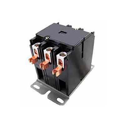 Packard C375A Contactor - 3 Pole 75 Amps 24 Coil Voltage
