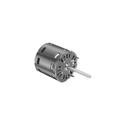 "Fasco D109, 3.3"" Shaded Pole Open Motor - 115 Volts 1600 RPM"