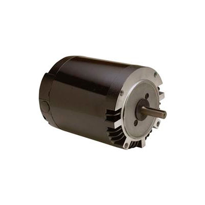 Century F273, C-Face Ventilator Motor 1140 RPM 115 Volts 5.0 Amps