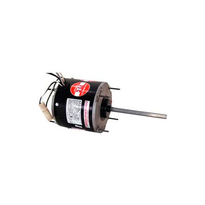 "Century 1026, 5-5/8"" Enclosed Outdoor Ball Fan Motor 208-230 Volts 1075 RPM 1/4 HP"