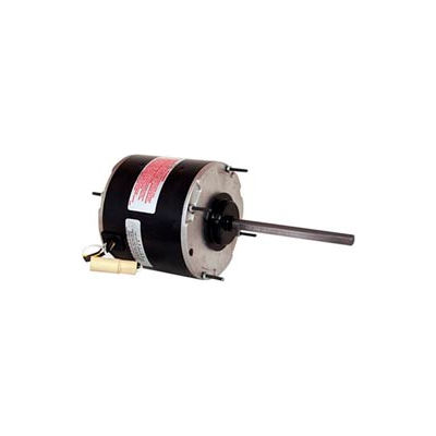 "Century FSE1036, 5-5/8"" Enclosed Outdoor Sleeve Fan Motor 208-230 Volts 1075 RPM 1/3 HP"