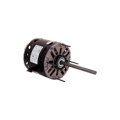 Genteq 3583, Direct Drive Blower Motor 1050 RPM 115 Volts 1/4 HP